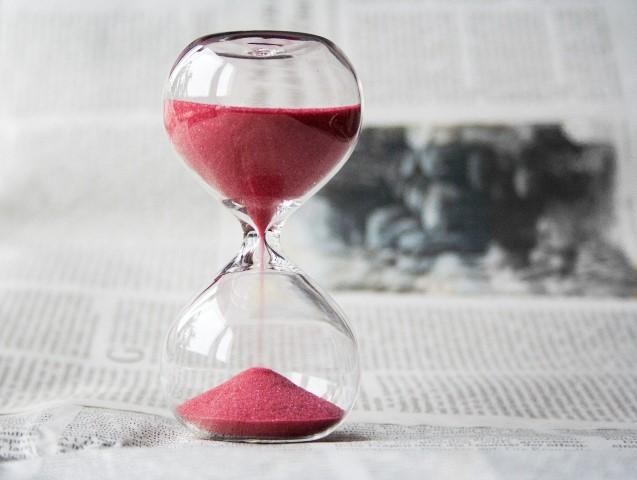 Zeitdiebe - vergangene Zeit
